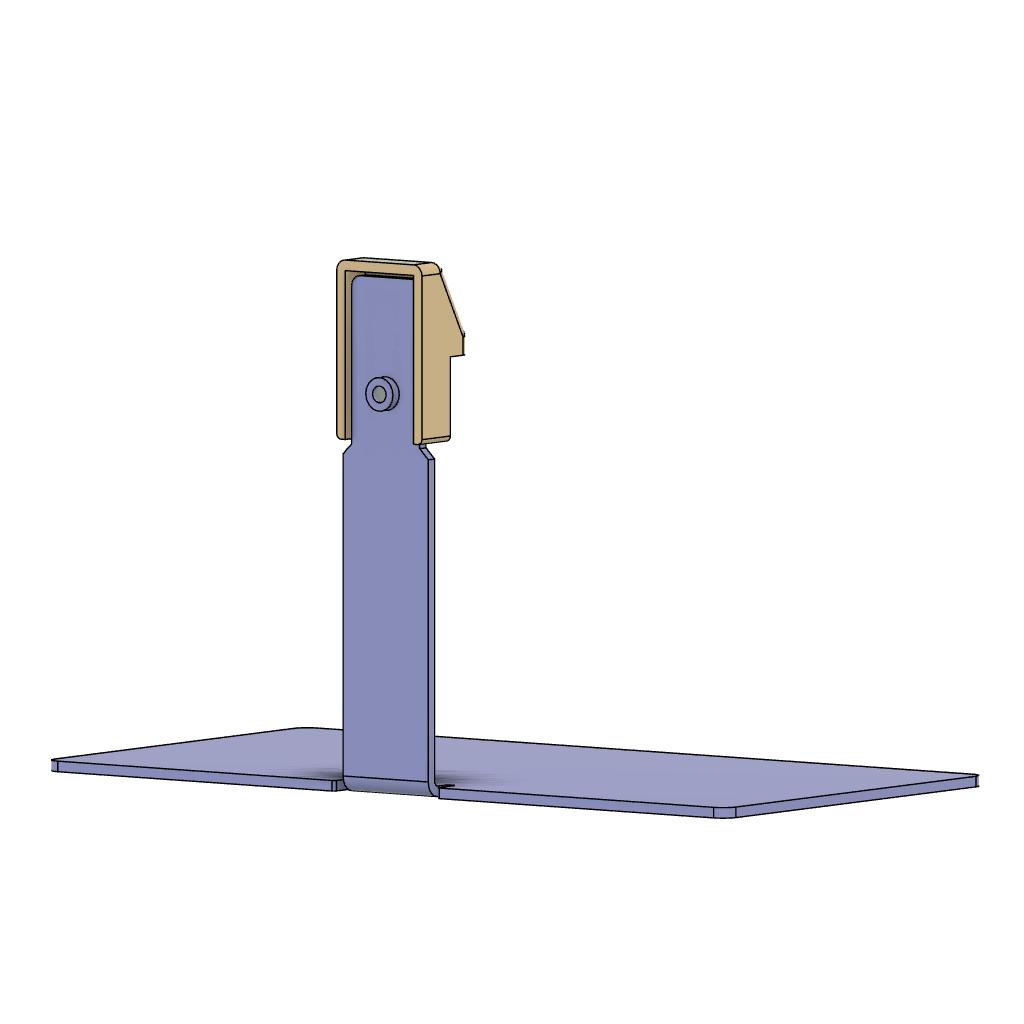 板金スナップフィット樹脂キャップ_背面